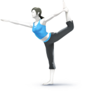 180px-250px-SSB4 - Wii Fit Trainer Artwork