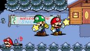Mini Mario Down B