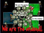 We Are The Undeeeeeeeeaaaaaaaaaaad