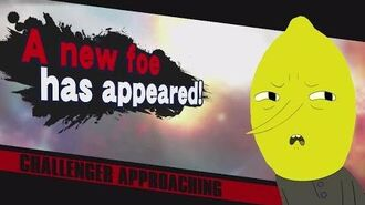 Lemongrab Moveset - Lawl of the Dead