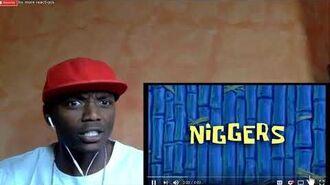 Spongebob Niggers MEME-1