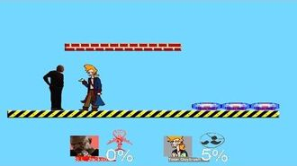 Super Smash Bros. Lawl Nova Moveset Samuel L. Jackson