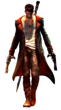 Dmc devil may cry dante by ivances-d58wdqa