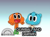Gumball and Darwin Intro