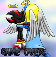Game Over Shadow the Hedgehog