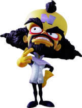 Doctor Neo Cortex Gallery