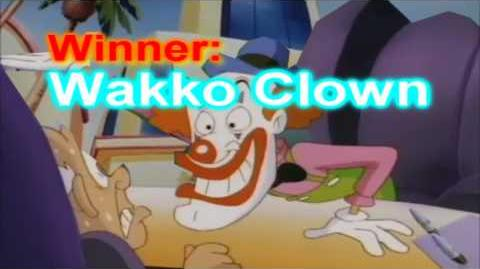 Super Smash Bros Lawl Ultimate - Wakko Clown