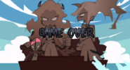 Game Over Scanty