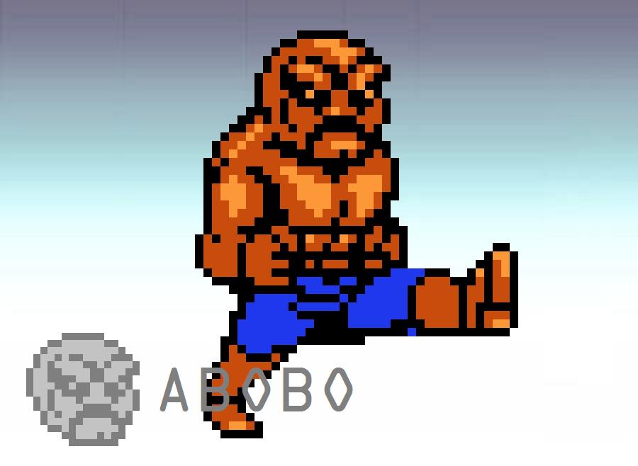 Abobo World Of Smash Bros Lawl Wiki Fandom Powered By Wikia