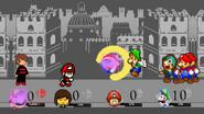 Dreamy Mario Down B