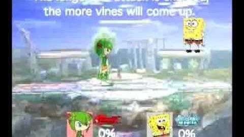 Smash Bros Movesets-Cosmo