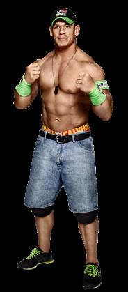John Cena 2014
