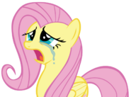 Fluttershy Lose Pose