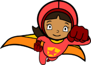 Wordgirl vector by kerrykoopa26-d5xmlma