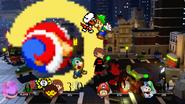 Dreamy Mario Final Smash