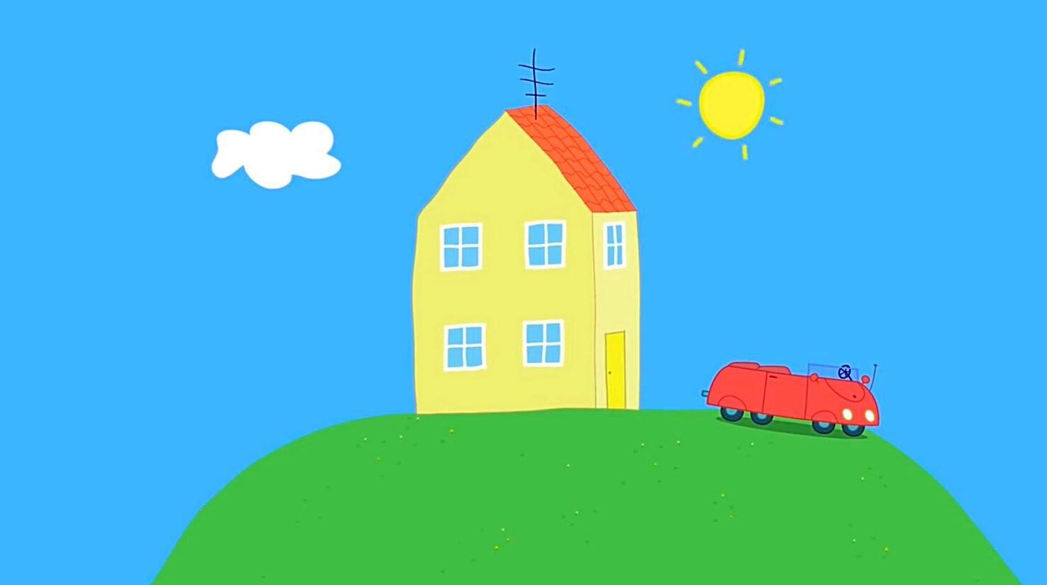 Peppa's House | World of Smash Bros Lawl Wiki | Fandom