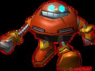 Eggman Robot