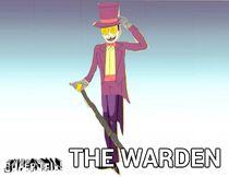 The Warden SBL EX Intro