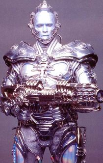 Mr Freeze (Batman and Robin)