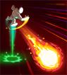 Card jumpingfireball