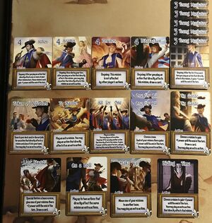 Musketeercards