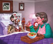 Grannies art