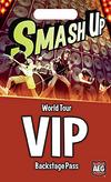 World Tour VIP Backstage Pass