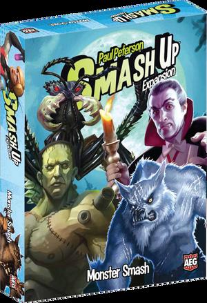 Monster Smash 3DBox