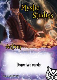 Mystic studies