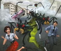 Giant Ants art 3
