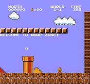 Super Mario Bros - MrLuigi5577s Levels - World 9 (SMB Hack) (New Version) 002