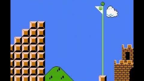 Super Mario Bros - MrLuigi5577s levels (SMB Hack) world 1