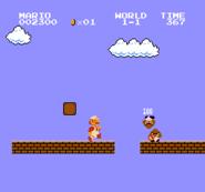 Super Mario Bros - MrLuigi5577s levels (SMB Hack) 002