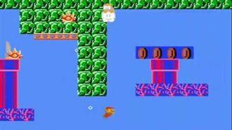 Super Mario Bros - Jeansowaty Levels 2 (Od świata 9) (Nieopublikowany SMB1 Hack) Demo World 9