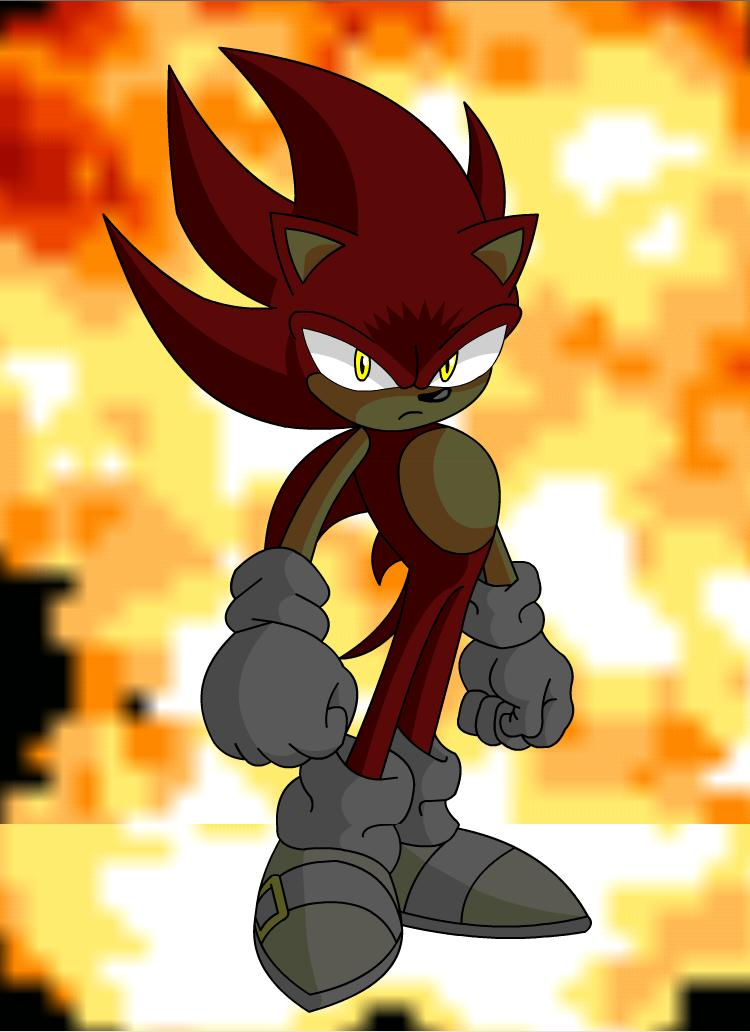 Fire Sonic Super Mario Bros Z Wiki Fandom Powered By Wikia