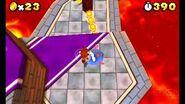 Bowser Castle 3DS