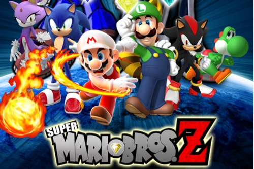 Super Mario Bros. Z Wiki