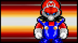 SMBZ Profile Mecha Mario