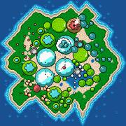Yoshi island map