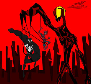 Spectacular spiderman carnage3 by Sub Real