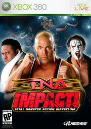 WWEv-TNAiMPACTgame