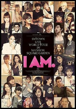 I AM.poster