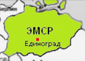 Карта ЭМСР