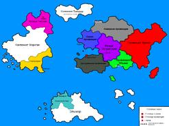 Карта Корогена 4