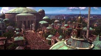 Star Wars Episode VI Return of the Jedi - Ending
