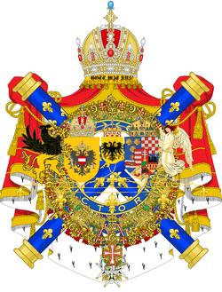 Герб Австро-Германской Империи (Средний)