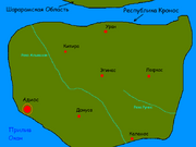 ОстровКроносКарта