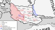 Карта Республики Синих
