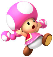Clumsy Toadette 2