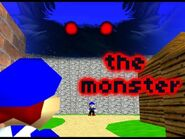 SMG4 The Monster